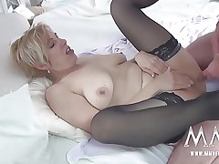 MMV FILMS German Matured Rides Weasel words