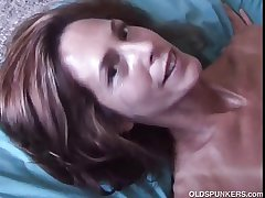Very titillating full-grown babe Sherry loves to fuck