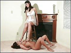 young Princess profit matured lesbian feet slave