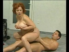 Leader redhead grown up fucked
