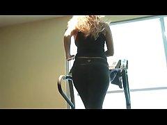 Hot Horny Cookie Shacking up Gym School - Bbchdcam.com