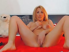Hot Mephitic Full-grown Babe FIngering Their way Pussy