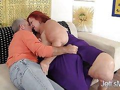 Redhead Adult Charming Cheeks hardcore sex