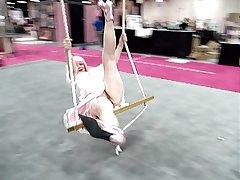 Exxotica Adult Expo New Jersey -No Briefs Zoe Zane