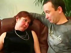 Horny Russian Grandmother