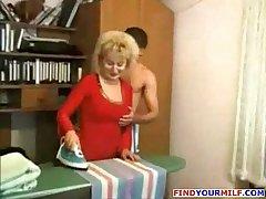 Mature MILF vs Fresh Sperm vol14