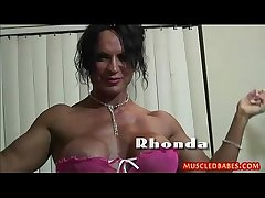 Kinky be thrilled by with oiled muscled milf