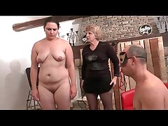 French swingers getting corrected both vaginal with an increment of anal port side fucked