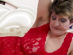 Puristic Mature Woman - 9