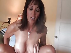 Nice full-grown milf gets crampied