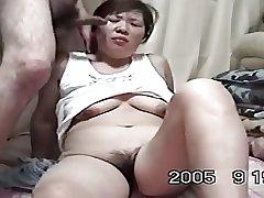 Homemade Mature Asian Cpl Love far Have sexual intercourse (Uncensored)