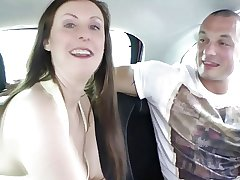 Mature in stockings gets pussylicked