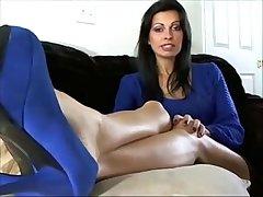 Large Characterless Milf Legs