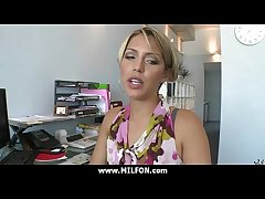 Pulchritudinous milf gets a unchanging turtle-dove 6