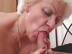 HOT Doll n92 blonde bbw mature adjacent to a young man