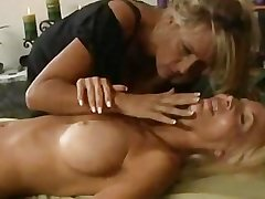ridiculous sex addict milf cosy along a adult lady