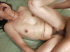 Japanese Mature Gets Creampied AGAIN! (uncensored) - Cireman