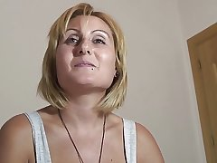 PUTA LOCURA Busty Milf takes drenching beside the think of
