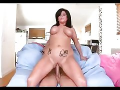 Hot Busty Brunette Cougar LaChasse