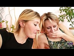 Two grown up inferior milfs lesbian first length of existence movie