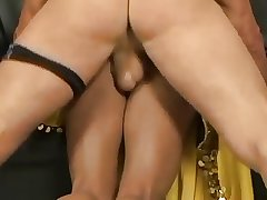 Horny Indian matured wife gets a hard lady-love