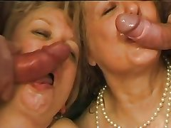 FRENCH Adult 6 2blonde bbw anal mom surrounding groupsex dp