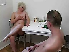 Russian Adult Mom