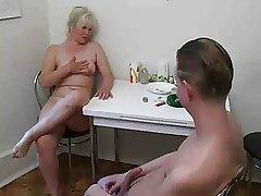 Russian Adult Mom