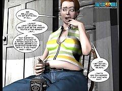 3D Comic: Eradicate affect Chaperone. Episode 1