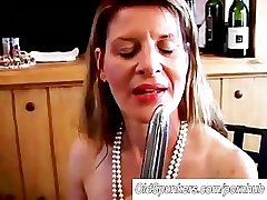 Fit grown-up swinger fucks say no to wet pussy